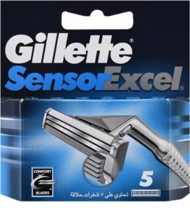 Gillette Sensor Excel Резервни остриета за мъже