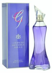 Giorgio Beverly Hills Giorgio G parfémovaná voda pro ženy 90 ml