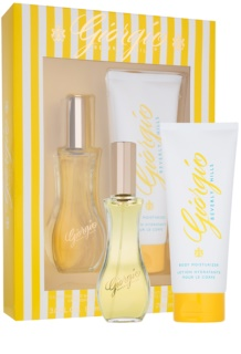 Giorgio Beverly Hills Yellow poklon set I.