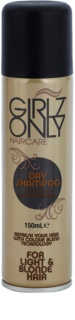 Girlz Only Blonde Hair Dry Shampoo for Blond Hair