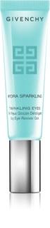 Givenchy Hydra Sparkling зволожуючий гель для шкіри навколо очей з охолоджуючим ефектом