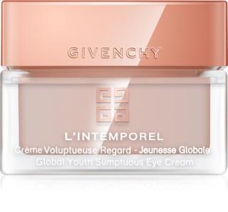 Givenchy L'Intemporel aufhellende Crem für die Augenpartien gegen Hautalterung