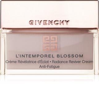 Givenchy L'intemporel Blossom crema iluminadora contra signos de cansancio