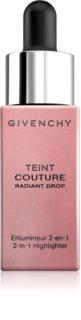 Givenchy Teint Couture iluminador líquido con pipeta