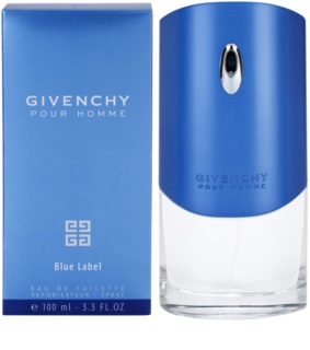 Givenchy Pour Homme Blue Label Eau de Toilette para homens 100 ml