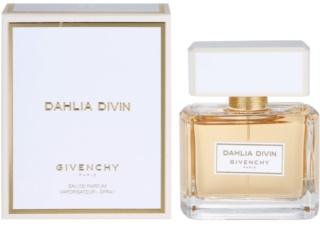 Givenchy Dahlia Divin eau de parfum pour femme 75 ml