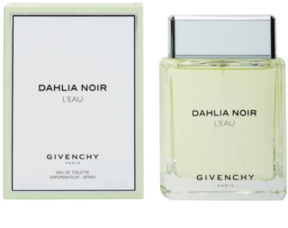 Givenchy Dahlia Noir L'Eau Eau de Toilette para mulheres 125 ml