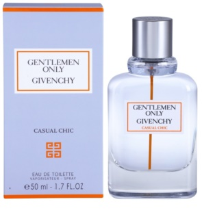Givenchy Gentlemen Only Casual Chic eau de toilette pour homme 50 ml