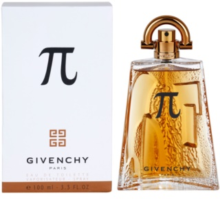 Givenchy Pí Eau de Toillete για άνδρες 100 μλ
