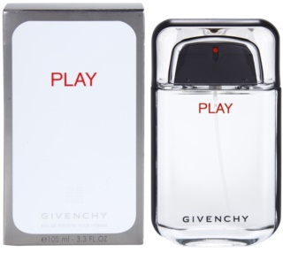 Givenchy Play Eau de Toilette voor Mannen 100 ml