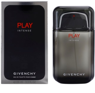 Givenchy Play Intense Eau de Toilette para homens 100 ml