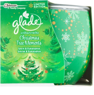 Glade Christmas Tree Moments bougie parfumée 120 g