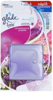 Glade Discreet Refill Navulling 8 gr  Lavender & Jasmine