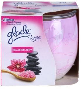 Glade Japanese Garden Scented Candle 120 g
