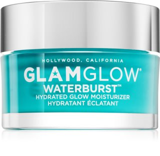 Glam Glow Waterburst intensief hydraterende crème voor Normale tot Droge Huid