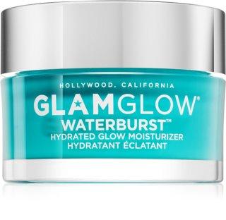 Glam Glow Waterburst creme de hidratação intensiva para pele normal a seca