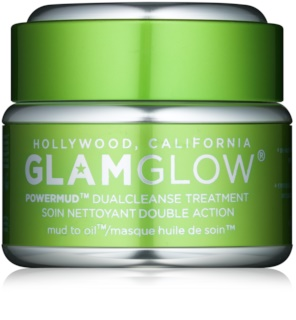 Glam Glow PowerMud kuracja podwójnie oczyszczająca