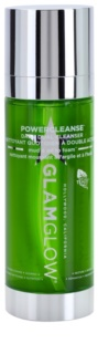 Glam Glow Power Cleanse soin nettoyant double action