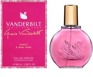 Gloria Vanderbilt Minuit New a York Eau De Parfum pentru femei 100 ml