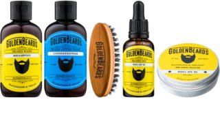 Golden Beards Big Sur Cosmetic Set I.