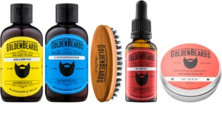 Golden Beards Surtic Cosmetic Set III. for Men