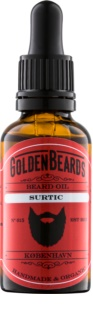 Golden Beards Surtic óleo para barba