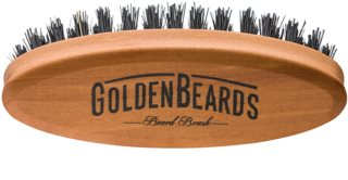 Golden Beards Accessories cepillo para barba formato viaje