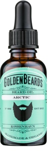 Golden Beards Arctic óleo para barba