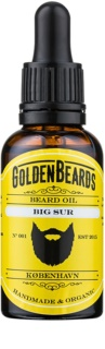 Golden Beards Big Sur olej na vousy