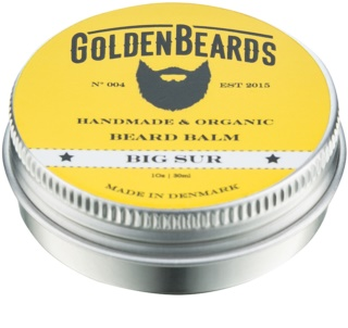 Golden Beards Big Sur Bart-Balsam