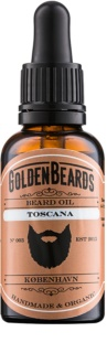 Golden Beards Toscana aceite para barba