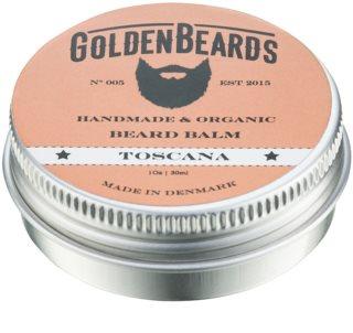 Golden Beards Toscana балсам за брада
