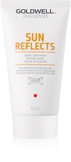 Goldwell Dualsenses Sun Reflects máscara regeneradora para cabelo