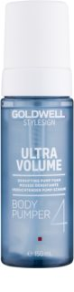 Goldwell StyleSign Ultra Volume αφρός για όγκο μαλλιών