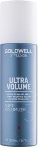 Goldwell StyleSign Ultra Volume spray pentru mărirea volumului pentru par fin si normal