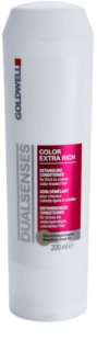 Goldwell Dualsenses Color Extra Rich Conditioner For Colored Hair