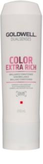 Goldwell Dualsenses Color Extra Rich Conditioner  voor Bescherming van de Kleur