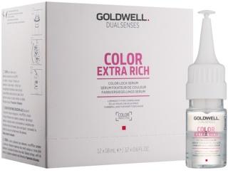 Goldwell Dualsenses Color Extra Rich Serum zum Schutz von Glanz und Farbe der Haare