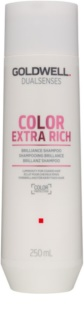 Goldwell Dualsenses Color Extra Rich šampon pro ochranu barvených vlasů