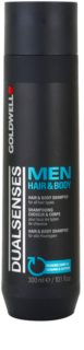 Goldwell Dualsenses For Men Hair & Body Gel 2 in 1
