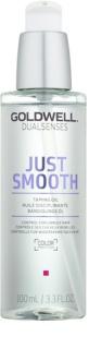 Goldwell Dualsenses Just Smooth óleo para cabelos crespos e inflexíveis