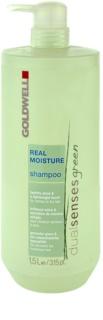 Goldwell Dualsenses Green Real Moisture šampon pro normální až suché vlasy