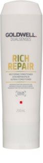Goldwell Dualsenses Rich Repair obnovující kondicionér pro suché a poškozené vlasy
