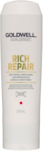 Goldwell Dualsenses Rich Repair Restoring Conditioner for Dry and Damaged Hair