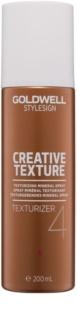 Goldwell StyleSign Creative Texture Texturizer 4 minerale styling spray voor het aanbrengen van haartextuur