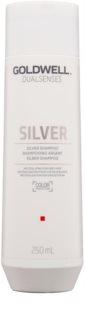 Goldwell Dualsenses Silver неутрализиращ сребърен шампоан за руса и сива коса