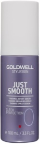 Goldwell StyleSign Just Smooth Thermalserum als Spray für thermische Umformung von Haaren