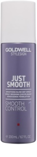 Goldwell StyleSign Just Smooth hajkisimító spray hajszárításhoz