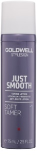 Goldwell StyleSign Just Smooth lait protecteur  anti-frisottis
