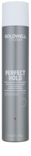 Goldwell StyleSign Perfect Hold laque extra-forte pour cheveux
